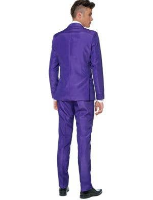 Suitmeister Purple Novelty Men's Oppo Suit