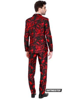 Suitmeister Halloween Black Blood Men's Oppo Suit