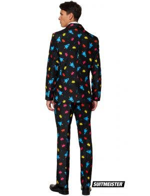 Suitmeister Space Invaders Videogame Men's Oppo Suit