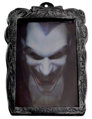 Holographic Vampire and Demon Picture Halloween Decoration