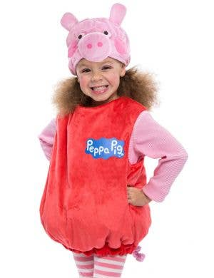 Peppa Pig Girls and Toddler Fancy Dress Costume