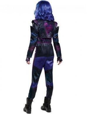 Descendants 3 - Deluxe Mal Girls Fancy Dress Costume