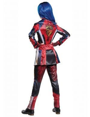 Descendants 3 - Deluxe Girls Evie Fancy Dress Costume