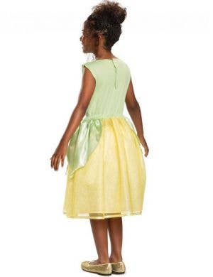 Princess and the Frog Girls Tiana Dress Up Costume