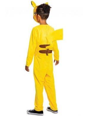 Classic Pikachu Boys Pokemon Costume