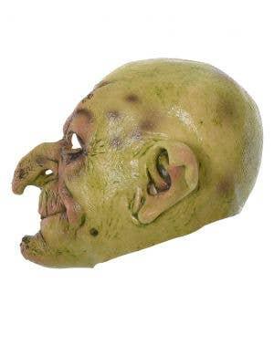 Evil Troll Scary Deluxe Halloween Full Head Rubber Mask