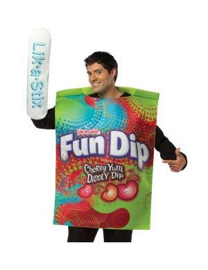 Fun Dip Adults Candy Fancy Dress Costume