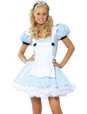 Sexy Alice In Wonderland Women's Costume