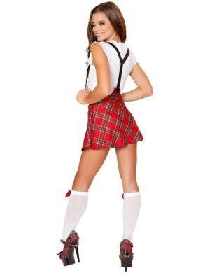 Sexy Study Partner Women's Schoolgirl Costume
