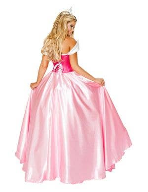 Deluxe Women's Aurora Sleeping Beauty Costume