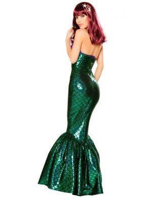 Mermaid Temptress Ariel Women's Fancy Dress Costume