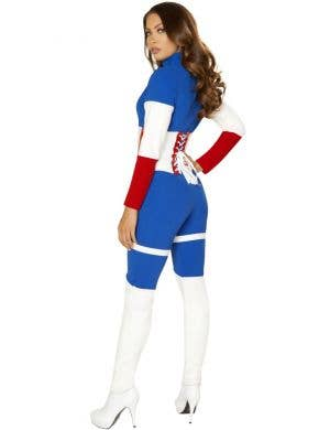 Miss America Commander Women's Sexy Costume