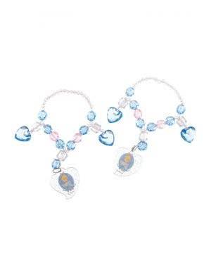 Disney Princess Girl's Cinderella Bracelet Set Costume Accessory