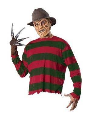 Freddy Krueger Men's Halloween Costume