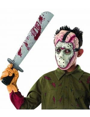 Jason Voorhees Friday the 13th Horror Dress Up Kit
