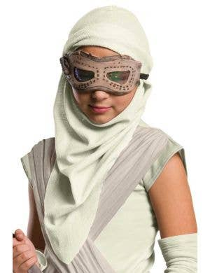 Star Wars - Girls Rey Hood and Mask