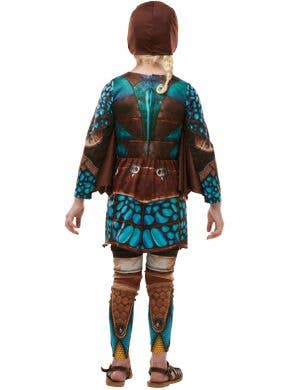 Astrid Scale Suit How To Train Your Dragon 3 Girls Costume