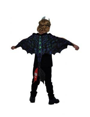 How To Train Your Dragon 3 Boys Glow in the Dark Toothless Costume