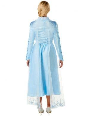 Frozen 2 - Deluxe Women's Elsa Fancy Dress Costume