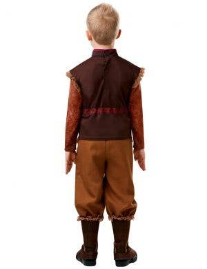 Frozen 2 - Kristoff Boys Fancy Dress Costume