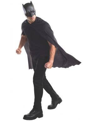 Batman Adults Cape and Mask Costume Accessory Kit