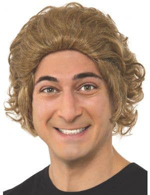 Willy Wonka and the Chocolate Factory Men's Costume Wig