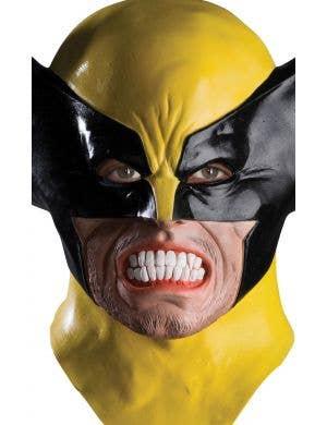 X-Men Adults Wolverine Latex Costume Mask