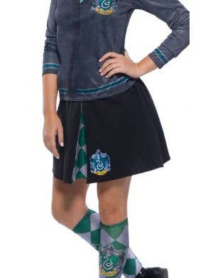 Harry Potter - Slytherin Women's Costume Skirt
