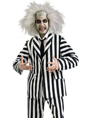 Beetlejuice Grand Heritage Men's Halloween Costume