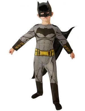Dawn of Justice Boy's Batman Superhero Costume