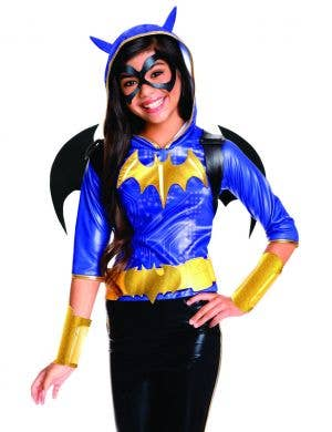 Bat Girl DC Superhero Kids Costume