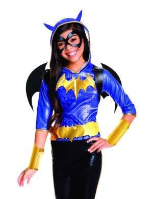 Bat Girl DC Superhero Kids Costume