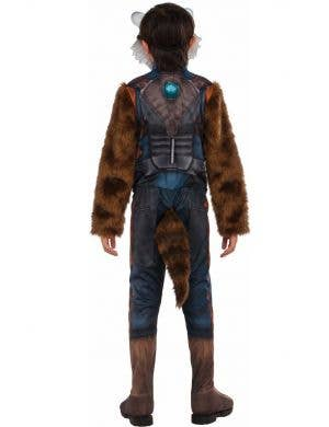 Rocket Raccoon - Guardian Of The Galaxy Vol. 2 Boys Costume