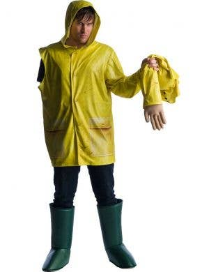 Georgie Denbrough Men's IT Halloween Costume