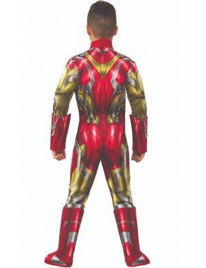 Iron Man Boys Muscle Chest Avengers Endgame Costume