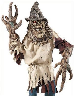 Scarecrow Creature Reacher Deluxe Halloween Costume