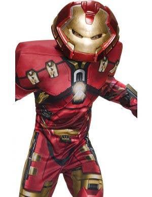Avengers 2 Iron Man Hulk Buster Costume