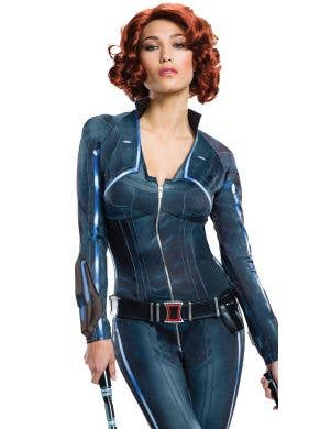 Avengers 2 - Black Widow Sexy Women's Costume