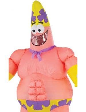 Mr Superawesomeness Inflatable Patrick Star Costume
