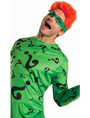 The Riddler Men's Batman Forever DC Comics Costume