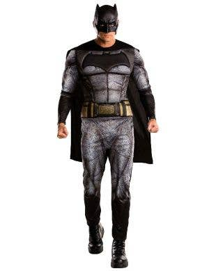 Batman Justice League Men's Deluxe Muscle Chest Costume