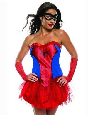 Spidergirl Marvel Comics Sexy Women's Costume