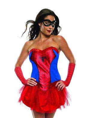 Spidergirl Marvel Comics Sexy Women's Costume