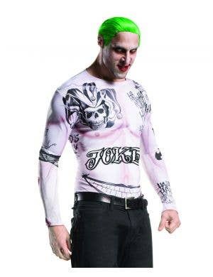 The Joker Men's Suicide Squad Fancy Dress Costume