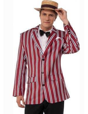 Good Time Sam Men's 1920's Barbershop Costume