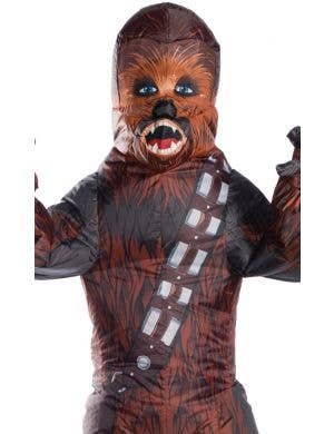 Chewbacca Adults Inflatable  Star Wars  Costume
