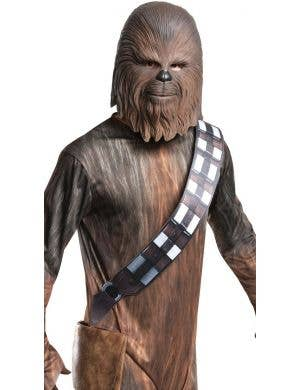 Chewbacca Adults Star Wars Fancy Dress Costume