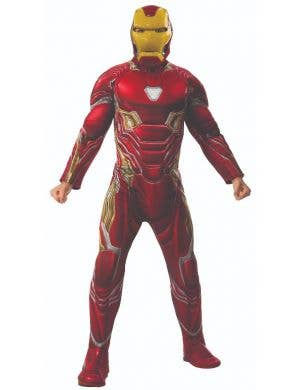 Iron Man Avengers Infinity War Mens Muscle Chest Costume