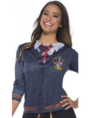 Harry Potter Gryffindor Women's Costume Top