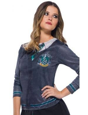 Harry Potter Slytherin Women's Costume Top